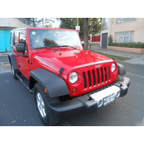 Jeep Wrangler Unilimited 2008 4x2 Factura De Agencia