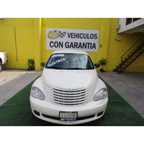 Chrysler, Pt Cruiser, Factura Original, Unico Dueño, Electri