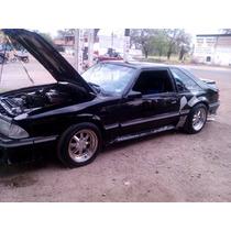 Mustang Gt 88 Motor 5.0 1/4 Milla