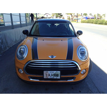 Mini Cooper Pepper Aut 3pts 2015 Loaner
