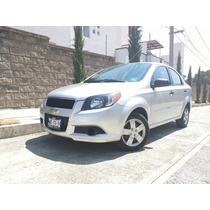 Chevrolet Aveo Ls Automático, Dh, Ac, Estéreo 2014