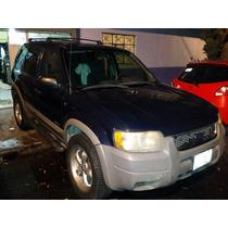 Ford Escape 5p Xlt Aut Tela 2002