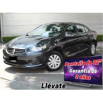 Renault Fluence 2013 Gris, Buen Kilometraje
