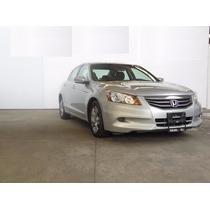Honda Accord Lx 4 Cil 2012 Oportunidad !!!!