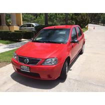 Nissan Aprio 2010 Rojo