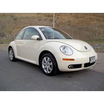 Vw Beetle Gls, Mod. 2010