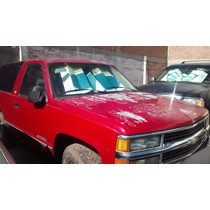 Chevrolet Silverado Mod.1996,factura Original,buen Manejo