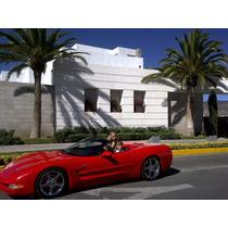 Corvette Convertible Deportivo Exotico