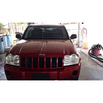 Jeep Grand Cherokee 5p Laredo 4x2 V6 3.7l 2005