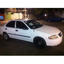Nissan Sentra 4p Gxe L1 5vel A/a Ee 2005