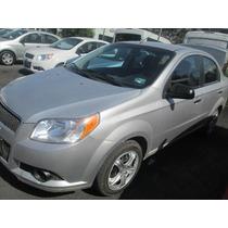 Chevrolet Aveo 2012 4p Ltz C 5vel Ee