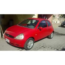 Ford Ka 2003 1.6 Rojo