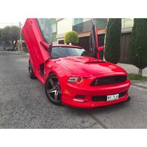 Mustang 2013 Conversion Shelby Muy Equipado