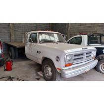 D350 Tres Toneladas Dodge Camioneta 8cil Zacatecas