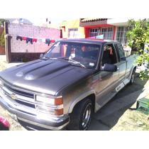 Chevrolet Silverado Mod.91 Cabina Y Media 8 Cilindros Automa