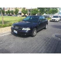 Audi A4 2000 1.8 Turbo Madera Piel Quemacocos Sonido Bose