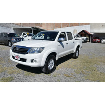 Toyota Hilux Toyota Hilux 2012 Mexicana 4 Cilindros Estandar