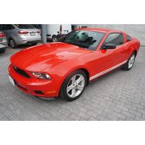 Ford Mustang Lujo V6 2011