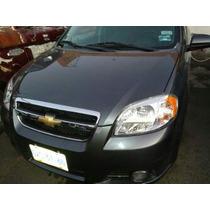 Chevrolet Aveo 4puertas 1.6 2011 A/t Abs
