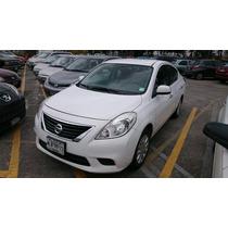 Nissan Versa Sense Manual 2012