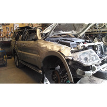 Mitsubishi Montero 5p Limited V6 3.8 Aut 2012 Accidentada