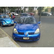 Clio Expression Std Ac Excelentes Condiciones