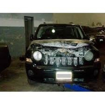 Desarmo Jeep Patriot 2007 Transmision Manual