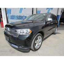 Dodge Durango 2012 5p Citadel V8 Awd Aut
