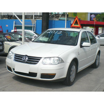Volkswagen Jetta 2012 4p Clasico Cl Tiptronic A/a