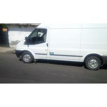 Ford Transit 2013 Van Corta. A/a Elect. Diesel