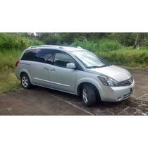 Nissan Quest S 2008 Familiar Impecable
