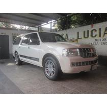 Lincoln Navigator L, 2007, Blanca, 5 Puertas