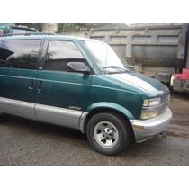Astro Van 1999, Familiar 6 Cil. Comoda Y Amplia