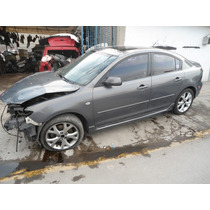 Mazda 3 Modelo 2007 En Partes Y Otros Modelos Mas