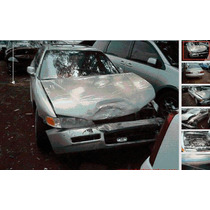 Honda Accord 1997 Accidentado Por Partes