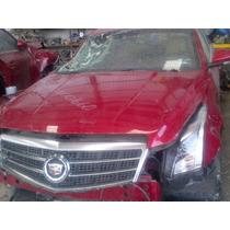 Cadillac Ats 2013 En Partes