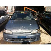 Honda Civic 93-95 1.5 Autopartes Repuestos Refacciones