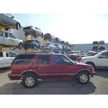 Blazer 1999,accidentada 4x2,motor Vortec V6,