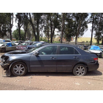 Honda Accord Refacciones Motor,computadora,suspension, Etc