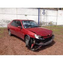 Peugeot 306 Desarmo Puerta,cajuela,suspension,motor,compreso