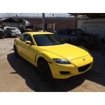 Mazda Rx-8 2006, Yonqueado Venta De Refacciones Y Partes.