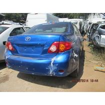 Toyota Corolla 2009 Venta De Partes