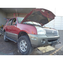 Explorer 2005 Accidentada,mountaineer,mercury,motor V6 4.0