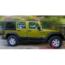 Desarmo Jeep Wandgler 2007 Accesorios Y Piezas Originales