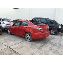 Desarmo Mazda 3 2.5 Por Partes Mod 2013