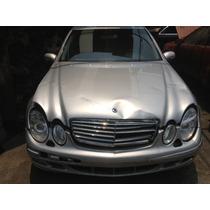 Mercedes Benz Clase E Refacciones, En Partes