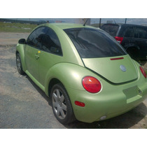 Beetle En Partes 2003