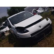 Parner Diesel Modelo 2013 Accidentada