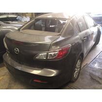 Mazda 3 2013 Completo O Por Partes Motor Caja Puertas