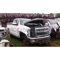 Chevrolet Cheyenne 4x4 2014 Siniestrado Para Reparar...